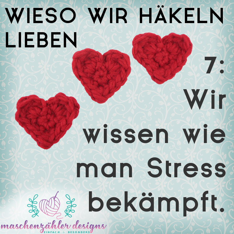7: Wir wissen wie man Stress bekämpft.