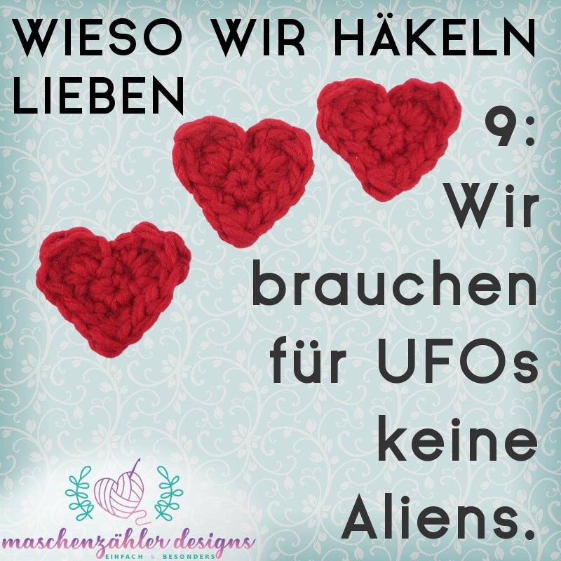 9: Wir brauchen für UFOs keine Aliens.