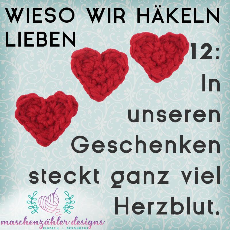 12: In unseren Geschenken steckt ganz viel Herzblut.