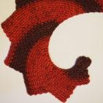 Häkelanleitung Drachenschwanz Hephaistos - Vorschaubild