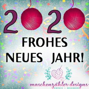 2020 - Frohes neues Jahr!