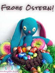 Sammy wünscht frohe Ostern!