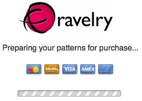 avelry Anleitung kaufen - Weiterleitung zum Zahlungsvorgang
